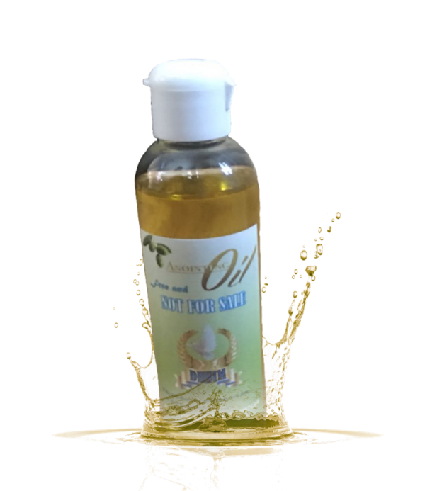 Anointing Oil – Divine Holy Spirit International Ministries
